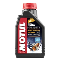 Масло моторное Motul Snowpower Synth 2T 1л.