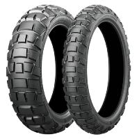 Мотошина Bridgestone Battlax AdventureCross AX41 90/90 R21 54Q TL Передняя
