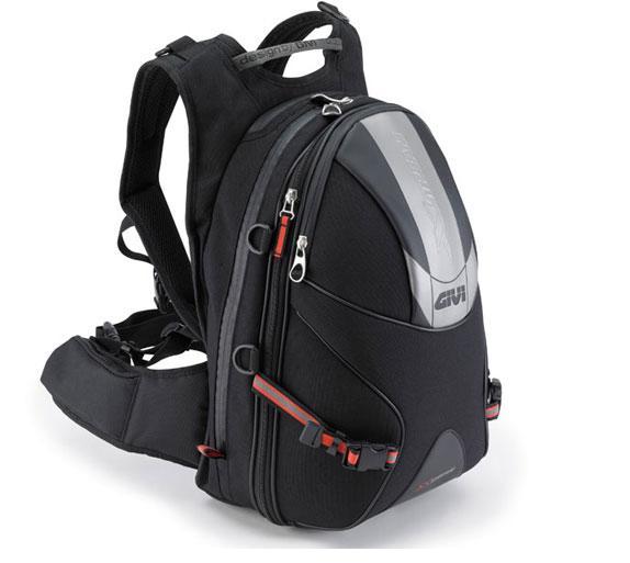 Рюкзак для мотоцикла Givi с водонепроницаемым чехлом, арт: 3097 - Рюкзаки