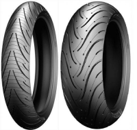 Michelin Pilot Road 3 180/55 R17 M/C TL 73W Rear