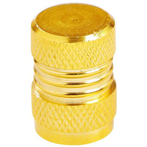 Колпачок ниппеля желтый шт., арт: 3500 - Колпачки на ниппель, ниппели