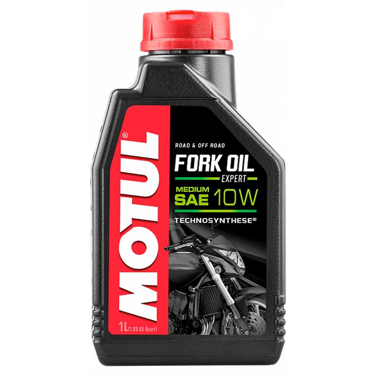 Масло вилочное Motul Fork Oil Expert 10W 1л., арт: 3584 - Масла для вилки\амортизаторов