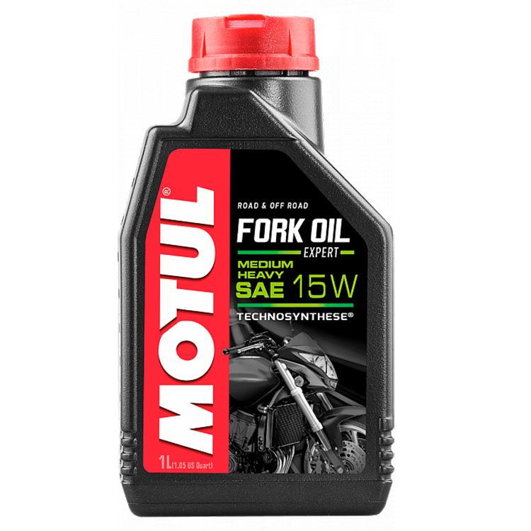 Масло вилочное Motul Fork Oil Expert 15W 1л., арт: 3585 - Масла для вилки\амортизаторов