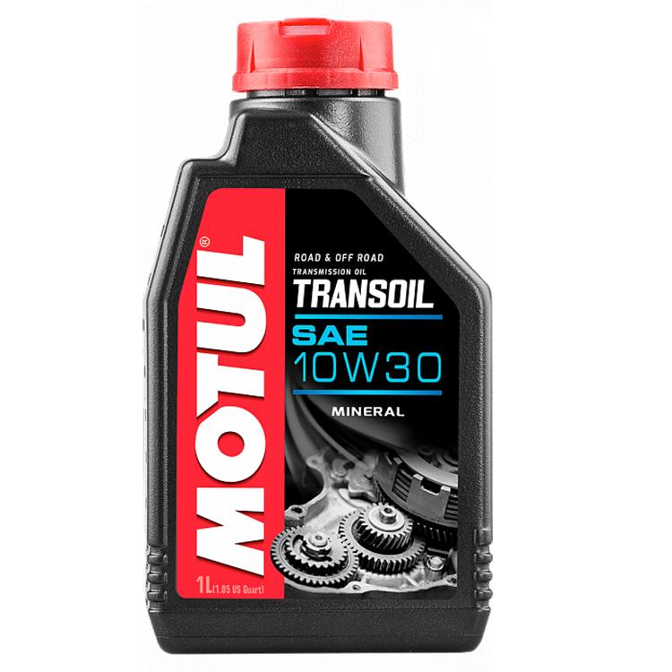 Масло трансмиссионное Motul Transoil 10W30 1л., арт: 3641 - Смазка цепи, трансмисионное масло и сервисные продукты