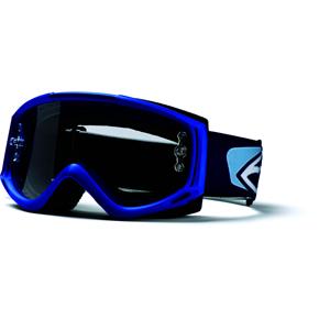 Очки кроссовые Smith Fuel V.1 blue, арт: 3761 - Очки