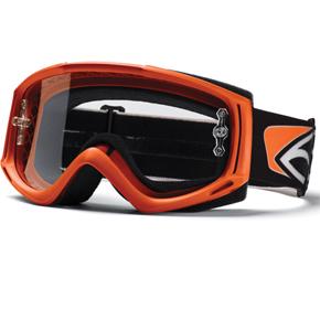 Очки кроссовые Smith Fuel V.1 orange, арт: 3762 - Очки