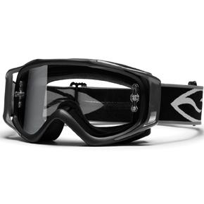 Очки кроссовые Smith Fuel V.2 black, арт: 3763 - Очки