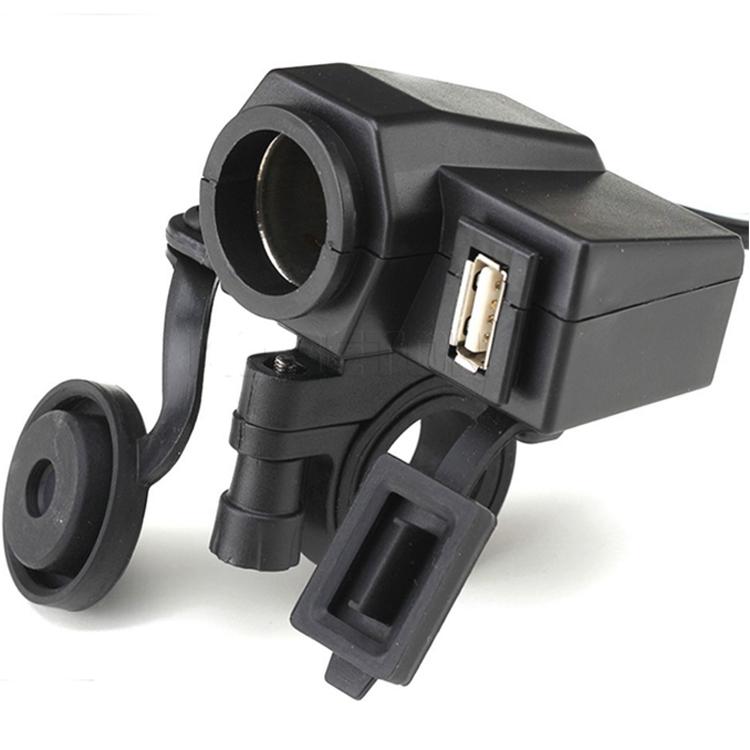 Прикуриватель с USB разъемом, арт: 3910 - Прикуриватели