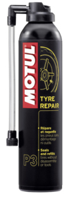 Средство для ремонта шин Motul P3 Tyre Repair 0.3л., арт: 4006 - Смазка цепи, трансмисионное масло и сервисные продукты