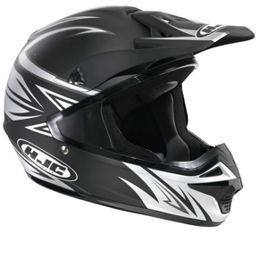 Шлем HJC CL-MX Tao II MC-5F р.L, арт: 4419 - Шлем кроссовый
