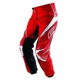 Штаны кроссовые красные Oneal р. 32, арт: 4474 - Штаны и джинсы