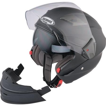 Шлем открытый с челюстью Probiker Multi-jet, арт: 4670 - Шлем открытый