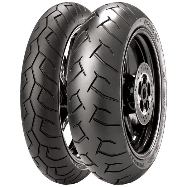 Pirelli Diablo Front 130/70ZR16 61W, арт: 4709 - Шины Pirelli