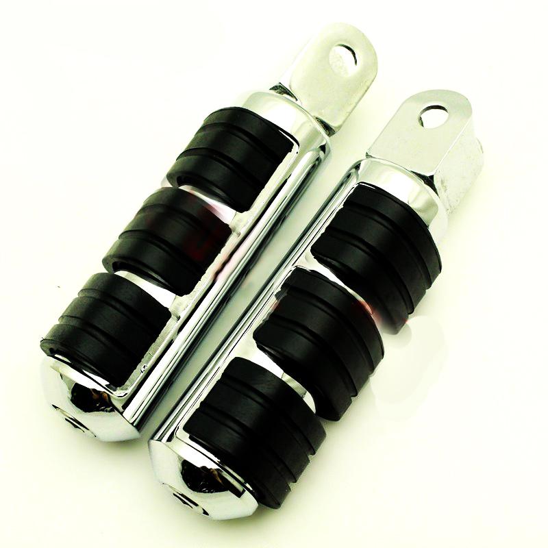 Подножки водительские прорезиненные Honda, арт: 4790 - Подножки