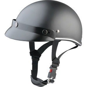 Шлем-каска  Braincap  черный матовый, арт: 4857 - Каски