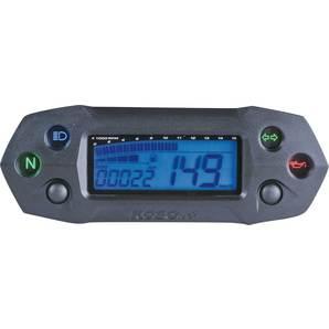 Приборная панель Koso DB-01R, арт: 4901 - Приборные панели и дополнительные приборы