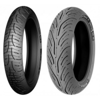Michelin Pilot Road 4 GT 180/55 R17 M/C TL 73W Rear