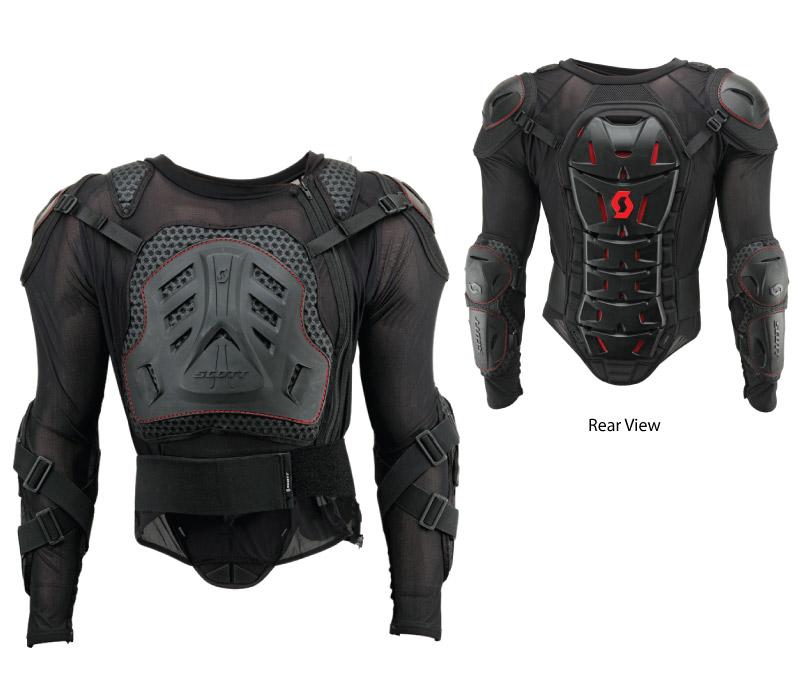 Черепаха Scott 250 Pursuit Protection Jacket L/XL, арт: 5237 - Черепахи