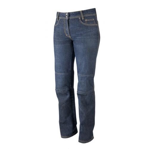 Мотоджинсы женские M-racing cordura jeans, арт: 5249 - Штаны и джинсы