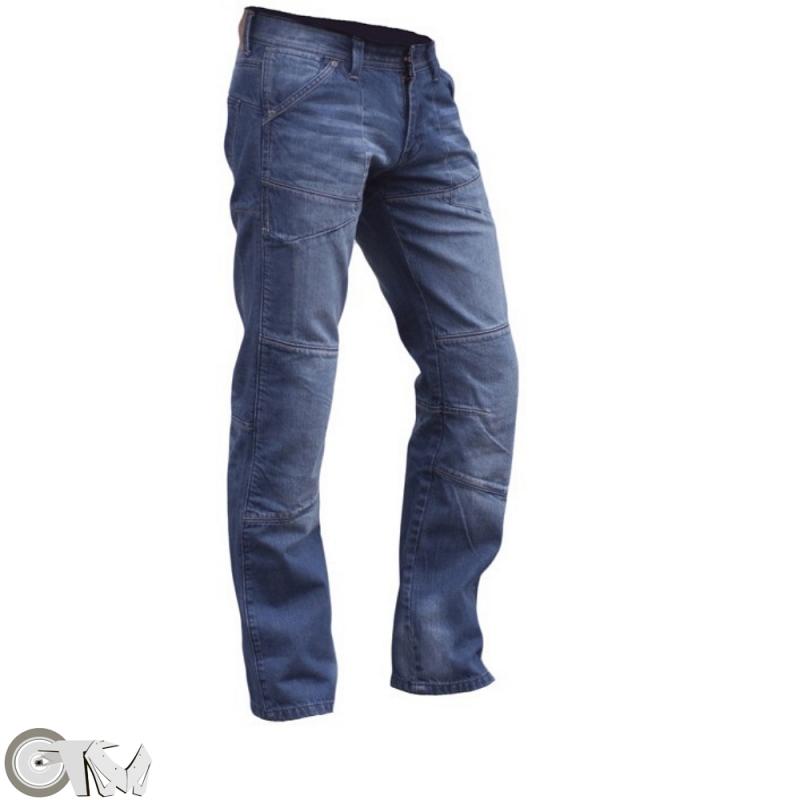 Мотоджинсы Bolt Bari kevlar Jeans синий, арт: 5260 - Штаны и джинсы