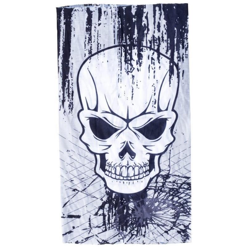 Шарф многофункциональный Скелет, арт: 5405 - Подшлемники