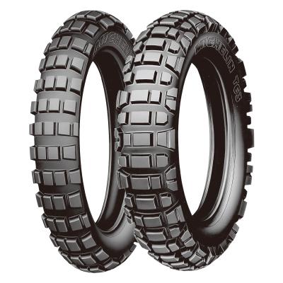 Michelin T63 REAR 130/80 - 17 M/C TT 65S, арт: 5419 - Шины Michelin