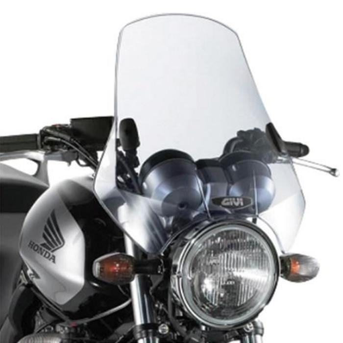 Ветровое стекло Givi Touringsreen A660, крепеж в комплекте, арт: 5437 - Стекла