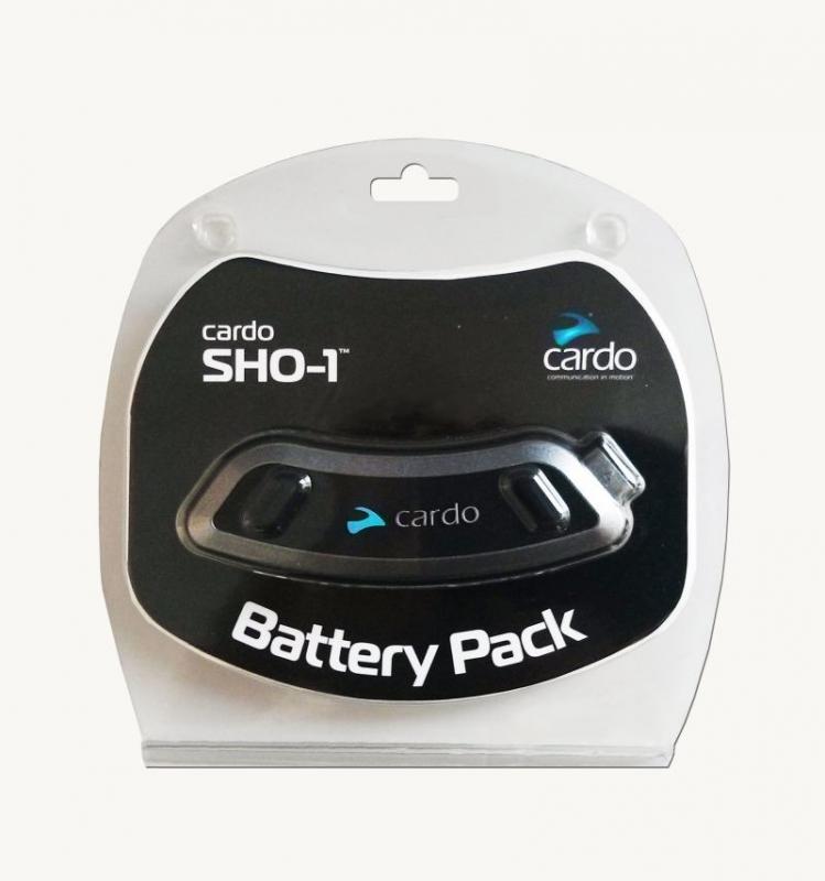 Сменный аккумулятор для гарнитуры Scala Rider SHO-1, арт: 5447 - Гарнитуры для мотошлемов