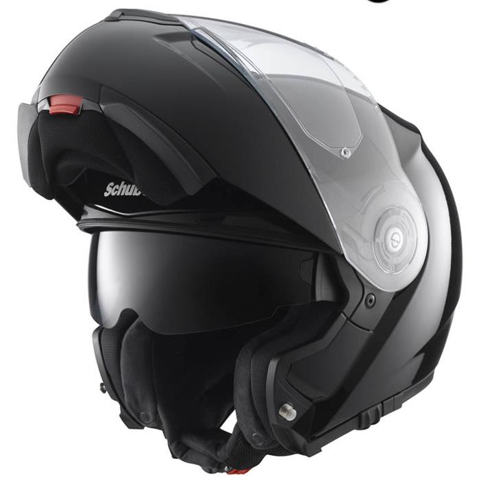 Шлем Schuberth C3 Pro, матовый черный, арт: 5449 - Шлем модуляр