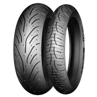 Michelin Pilot Road 4 GT 170/60 R17 M/C TL 72W Rear