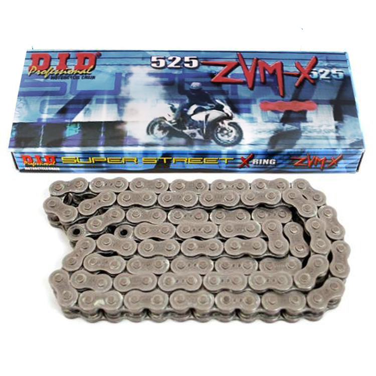 Цепь DID 525-108 ZVM-X super street X-ring ZJ, арт: 5573 - Цепи #525#
