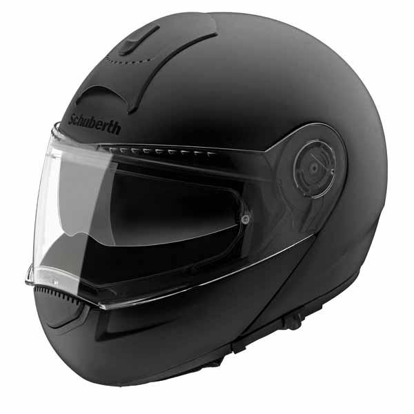 Шлем Schuberth C3 Pro, матовый антрацит, арт: 5683 - Шлем модуляр