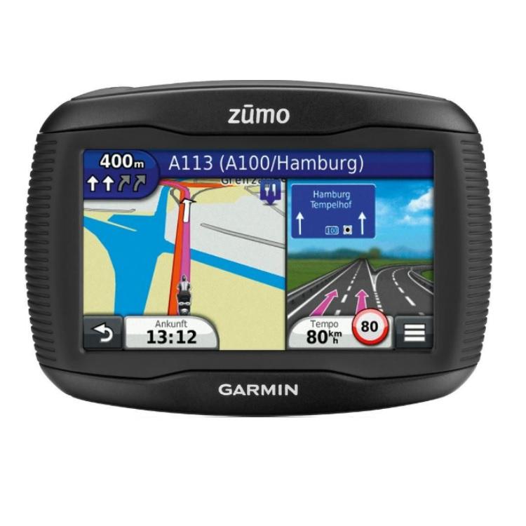 Навигатор Garmin Zumo 340LM для мотоцикла\квадроцикла, арт: 5836 - Навигаторы для мото и ATV