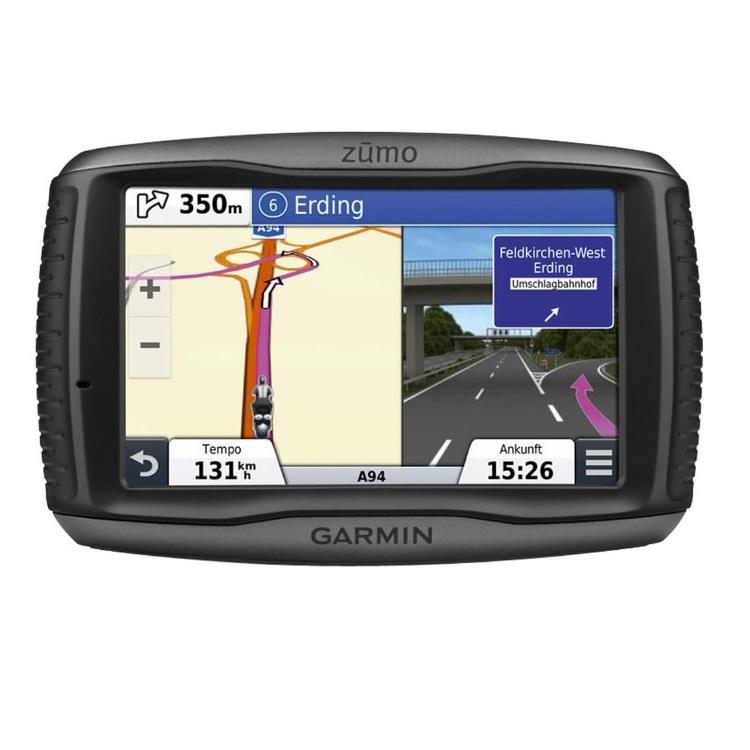 Навигатор Garmin Zumo 590LM для мотоцикла\квадроцикла, арт: 5837 - Навигаторы для мото и ATV