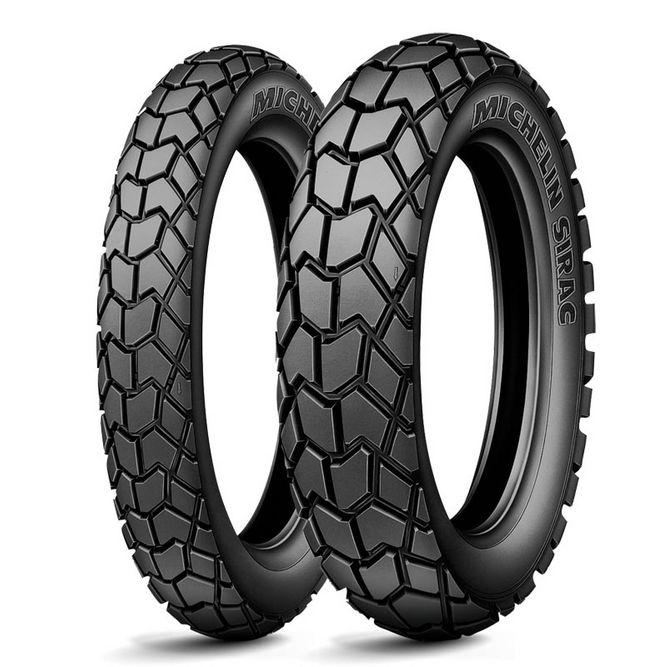 Michelin Sirac 110/80 ZR18 M/C 58R, арт: 5846 - Шины Michelin