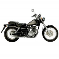 Honda CA 125 REBEL (1995-2001)