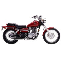 Honda CMX 250 REBEL (1997-2001)