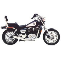 Honda VT 1100 C SHADOW (1989-1993)