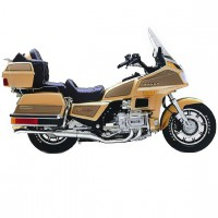 Honda GL 1200 DX GOLD WING (1984-1988)