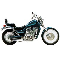 Suzuki VS 600 GL/GLU INTRUDER (1995-1997)