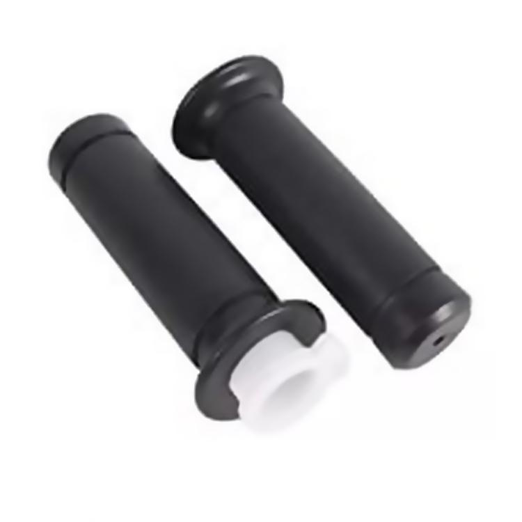 Грипсы 22 мм (комплект) с ручкой газа, арт: 6652 - Ручки и грипсы