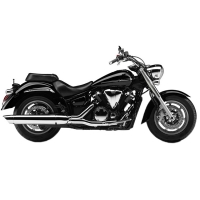 Yamaha XVS 1300 A MIDNIGHT STAR (2007-2016)