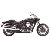 Yamaha XV 1700 ROAD STAR WARRIOR (2003-2005)
