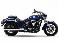 Yamaha XVS 950 A MIDNIGHT STAR (2009)
