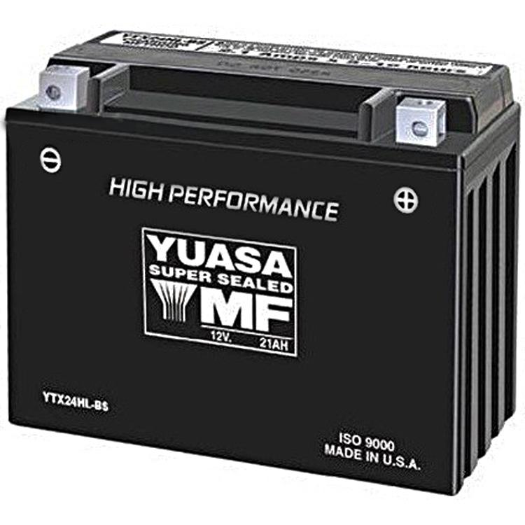 Аккумулятор Yuasa YTX24HL-BS (cp), арт: 7088 - Аккумуляторы Yuasa
