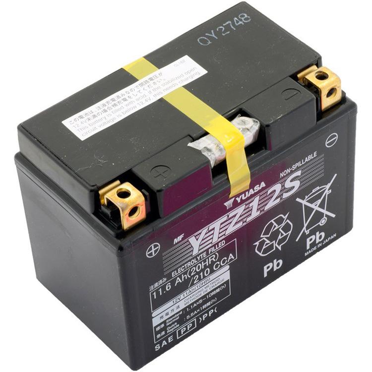 Аккумулятор Yuasa YTZ12S (wc), арт: 7094 - Аккумуляторы Yuasa