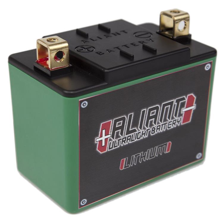 Аккумулятор литиевый ультралегкий Aliant X2P, арт: 7099 - Аккумуляторы литиевые