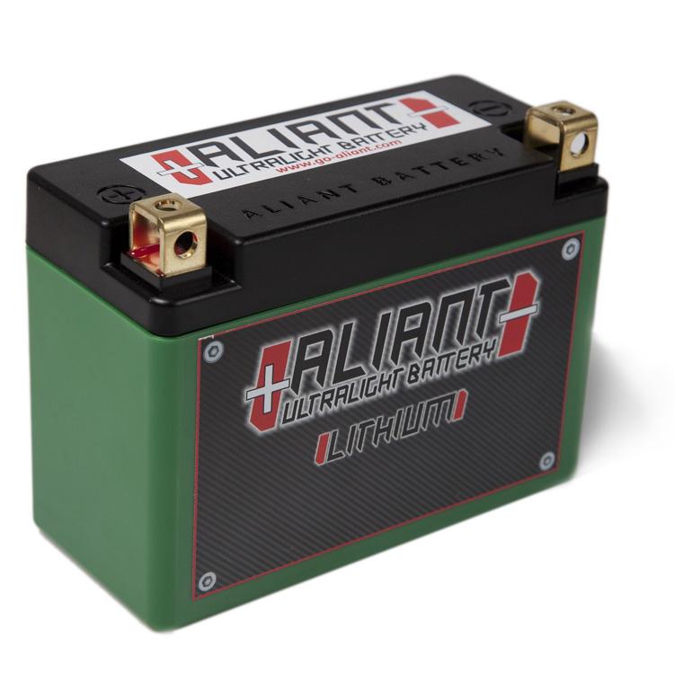 Аккумулятор литиевый ультралегкий Aliant X3, арт: 7100 - Аккумуляторы литиевые