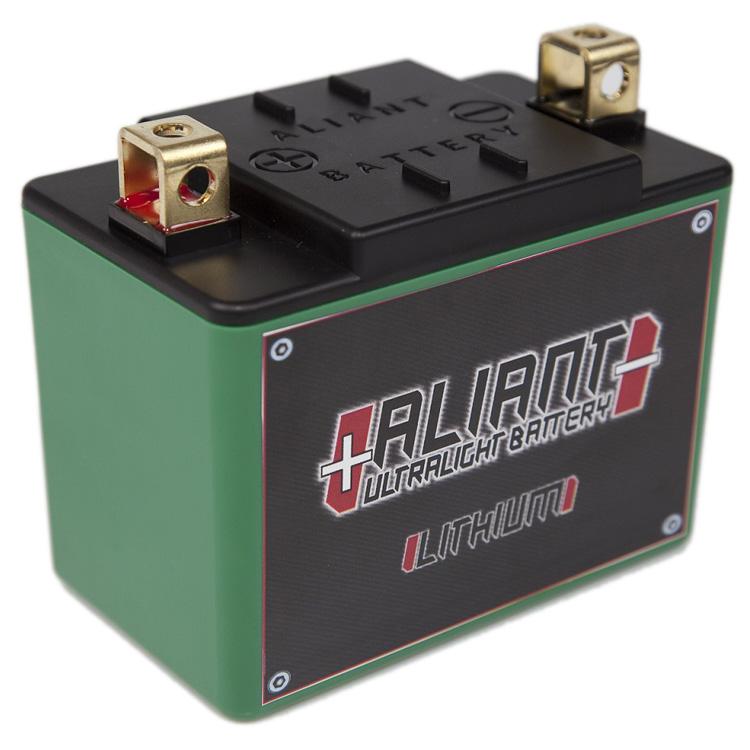 Аккумулятор литиевый ультралегкий Aliant X3P, арт: 7101 - Аккумуляторы литиевые
