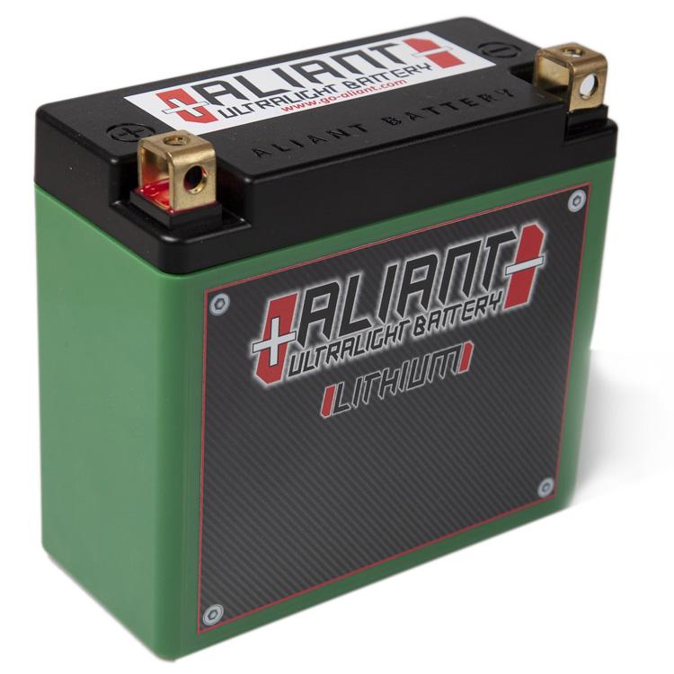 Аккумулятор литиевый ультралегкий Aliant X4, арт: 7102 - Аккумуляторы литиевые